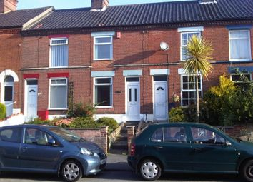Thumbnail 2 bed terraced house to rent in Marlborough Road, Norwich