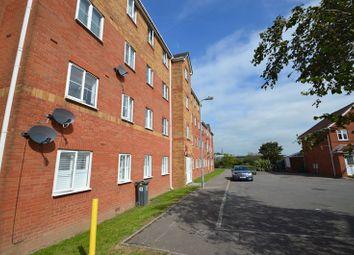 Thumbnail 2 bed flat for sale in Glan Rhymni, Splott, Cardiff