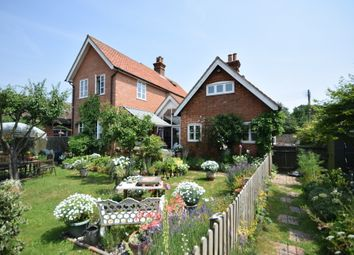 Thumbnail 4 bed detached house for sale in Church Road, Snape, Saxmundham