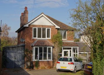 Thumbnail 3 bed detached house for sale in Horringer Road, Bury St. Edmunds