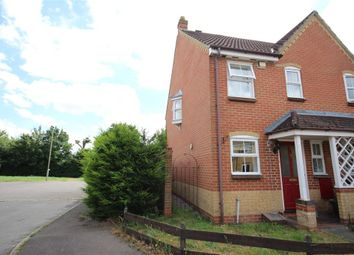 Thumbnail 2 bed terraced house to rent in Darent Place, Didcot