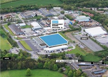 Thumbnail Light industrial to let in Gateway Park, Phase 3, Llandegai Road, Bangor