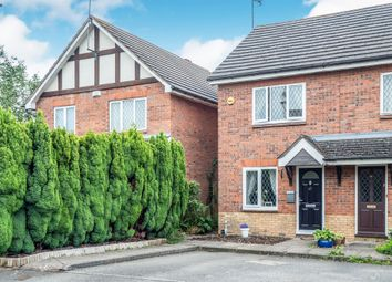 Thumbnail 2 bed end terrace house for sale in Reeve Drive, Kenilworth