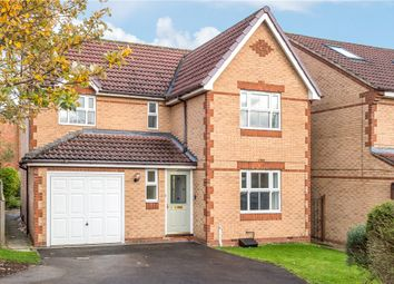 Thumbnail 4 bed detached house to rent in Cornbell Gate, Ripon