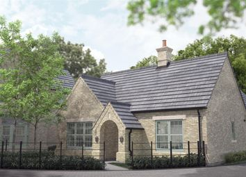 Thumbnail 3 bedroom detached bungalow for sale in North Road, Brampton, Huntingdon