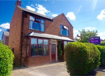 Thumbnail 3 bed detached house for sale in Cherry Holt, Retford