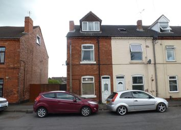Thumbnail 3 bedroom end terrace house for sale in Talbot Street, Pinxton, Nottingham