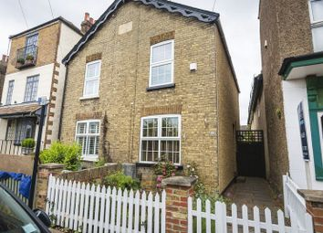 Thumbnail 2 bedroom semi-detached house for sale in Talbot Street, Hertford
