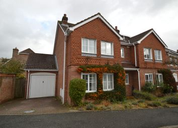 Thumbnail 2 bed semi-detached house to rent in Marden Way, Petersfield