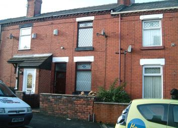 Thumbnail 2 bed terraced house to rent in Nicholson Street, St. Helens
