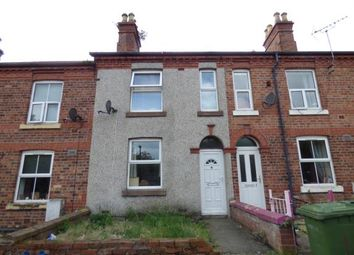 Thumbnail 4 bed terraced house for sale in Orme Road, Bangor, Gwynedd