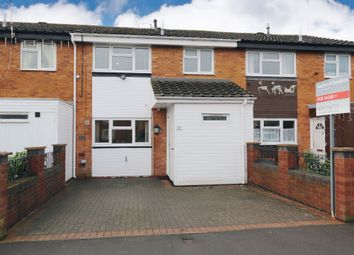 3 bed terraced house for sale in Kingley Avenue, Alcester B49