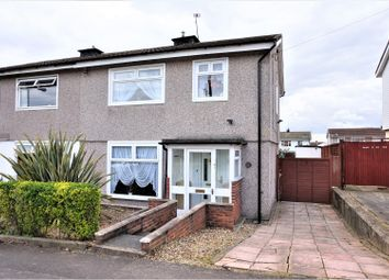 Thumbnail 3 bed semi-detached house for sale in Latchford Place, Chigwell