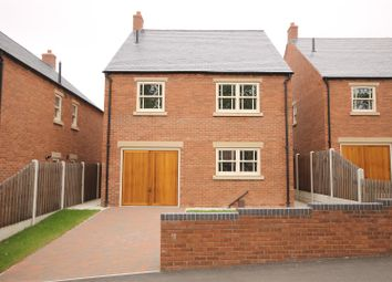 Thumbnail 4 bed detached house for sale in Park View Close, Bolsover, Chesterfield