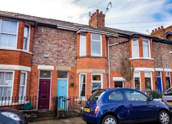 Thumbnail 4 bed terraced house to rent in South Bank Avenue, York