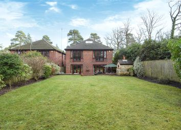 Thumbnail 6 bed detached house for sale in New Wokingham Road, Crowthorne, Berkshire