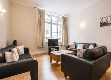 Thumbnail 2 bed flat to rent in Tudor Street, London