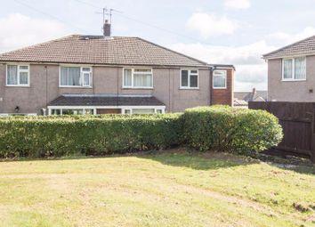 Thumbnail 3 bed semi-detached house for sale in Lambert Close, Newport