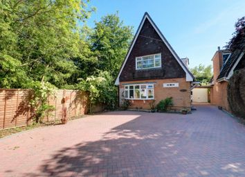 Thumbnail 3 bed detached house for sale in Coleshill Road, Curdworth, Sutton Coldfield