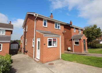 Thumbnail 3 bed detached house for sale in Landing Close, Barlby, Selby