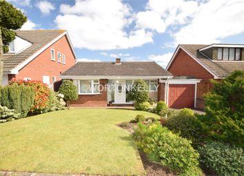Thumbnail 2 bedroom detached bungalow for sale in Hopkins Drive, West Bromwich, West Midlands