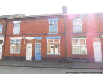 Thumbnail 2 bed terraced house to rent in Maxwell St, Crewe
