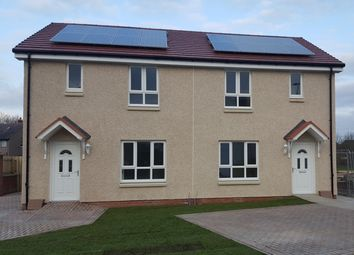 Thumbnail 3 bedroom semi-detached house for sale in Blythewood Terrace, Falkirk