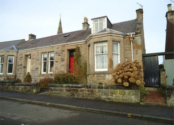 Thumbnail 3 bed semi-detached bungalow for sale in Cloanden Place, Kirkcaldy, Fife