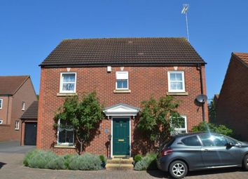 Thumbnail 4 bedroom detached house for sale in Marham Drive Kingsway, Quedgeley, Gloucester, Gloucestershire