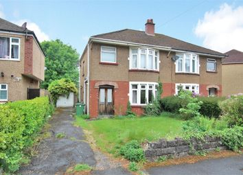 Thumbnail 3 bed semi-detached house for sale in Dan-Y-Coed Close, Cyncoed, Cardiff