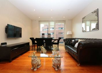 Thumbnail 1 bedroom flat to rent in Pavilion Apartments, London