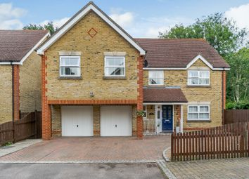 Thumbnail 5 bed detached house for sale in Leeswood, Ashford