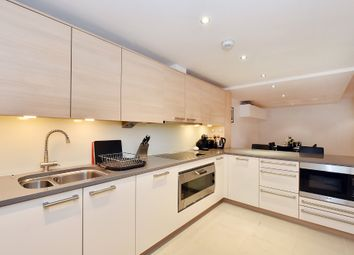 Thumbnail 2 bedroom flat for sale in Lensbury Avenue, London