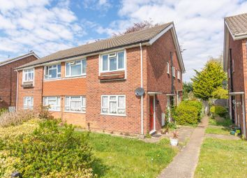 Thumbnail 2 bed flat for sale in Brunswick Close, Walton-On-Thames