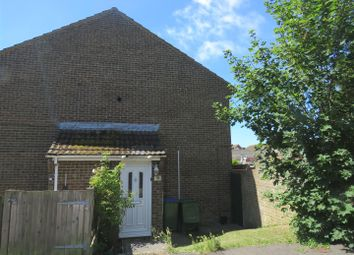 Tollgate, Peacehaven BN10. 1 bed semi-detached house