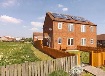 Thumbnail 2 bed semi-detached house for sale in Silver Street, Theddlethorpe, Mablethorpe, Lincolnshire
