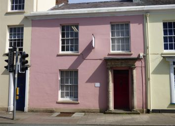 Thumbnail Property to rent in Spilman Street, Carmarthen