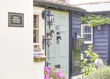 Thumbnail 2 bedroom semi-detached house for sale in The Street, Lower Halstow, Sittingbourne