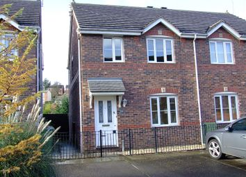 Thumbnail 3 bed semi-detached house to rent in 14 Yarwood Close, Northwich, Cheshire