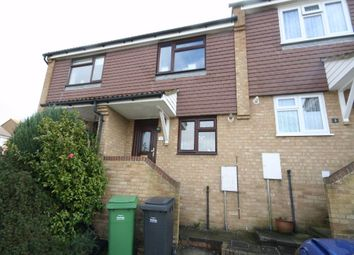 Thumbnail 2 bed terraced house to rent in Magpie Close, St Leonards-On-Sea, East Sussex