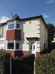 Thumbnail 2 bed terraced house to rent in Harewood Road, Preston