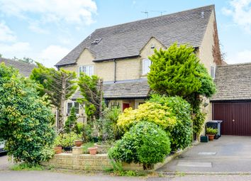 Thumbnail 3 bedroom semi-detached house for sale in Kingsfield Crescent, Witney