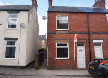 Thumbnail 2 bed end terrace house to rent in Charles Street, Brampton, Chesterfield