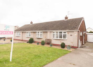 Thumbnail 2 bed bungalow for sale in Croxton Avenue, Hartlepool