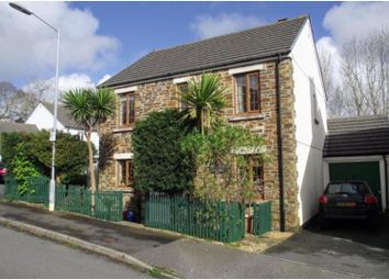 Thumbnail 4 bed detached house to rent in Chyvelah Vale, Truro
