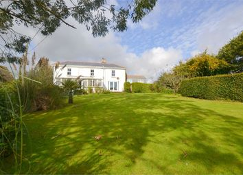 Thumbnail 6 bed detached house for sale in Trewarton Road, Penryn