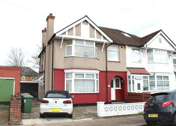 Thumbnail 1 bed semi-detached house to rent in Spencer Road, Wealdstone