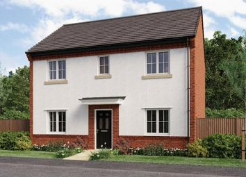 "Thumbnail 4 bed detached house for sale in ""Buchan"" at Eaton Bank, Congleton"