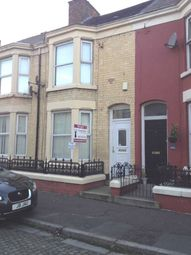 Thumbnail 6 bed shared accommodation to rent in Adelaide Road, Kensington, Liverpool