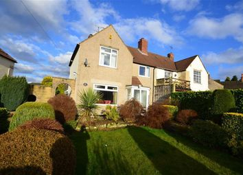Thumbnail 3 bed semi-detached house for sale in Gold Hill, Tansley, Matlock, Derbyshire